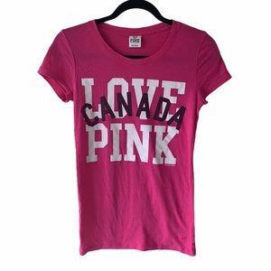 PINK Victoria's Secret Tshirt-S